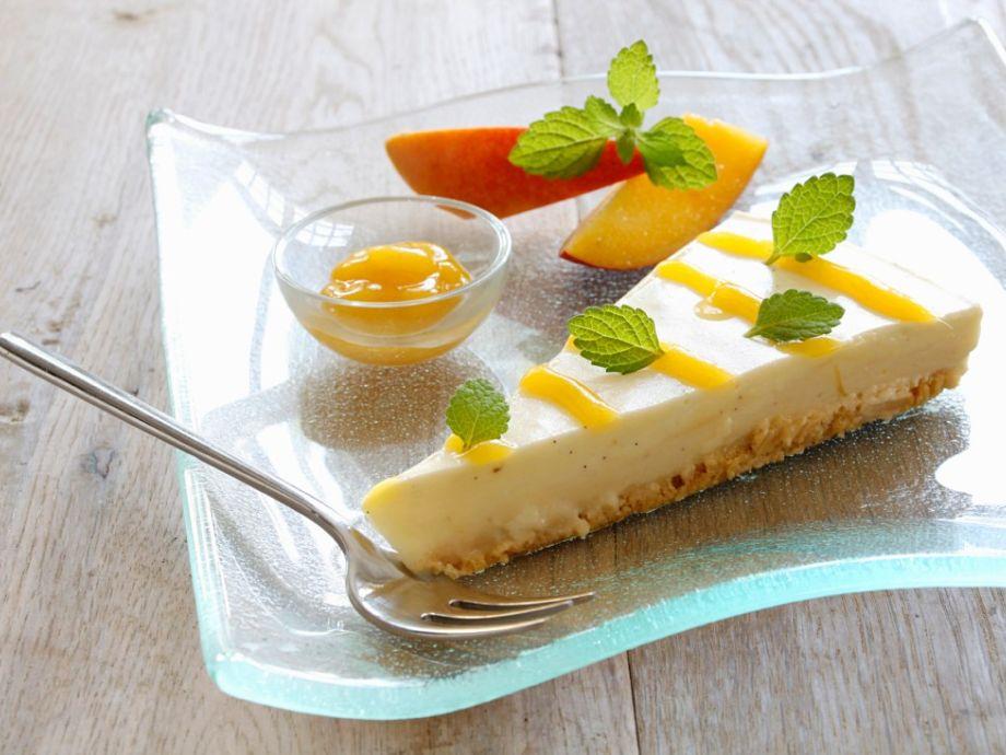 Joghurtkuchen mit Mango Rezept | EatSmarter