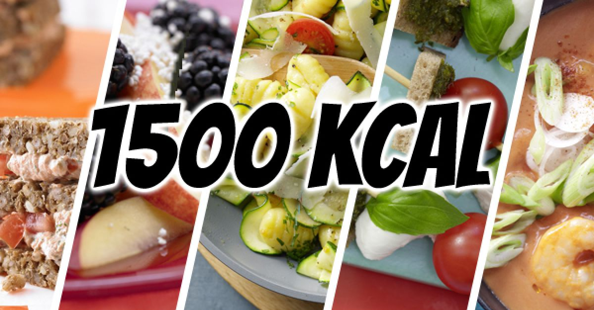1500 kalorien tag blitzrezepte eat smarter. Black Bedroom Furniture Sets. Home Design Ideas