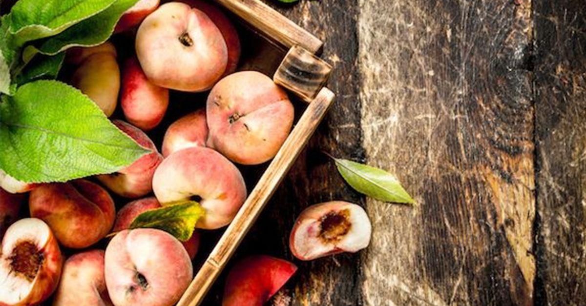kann man mit nektarinen abnehmen
