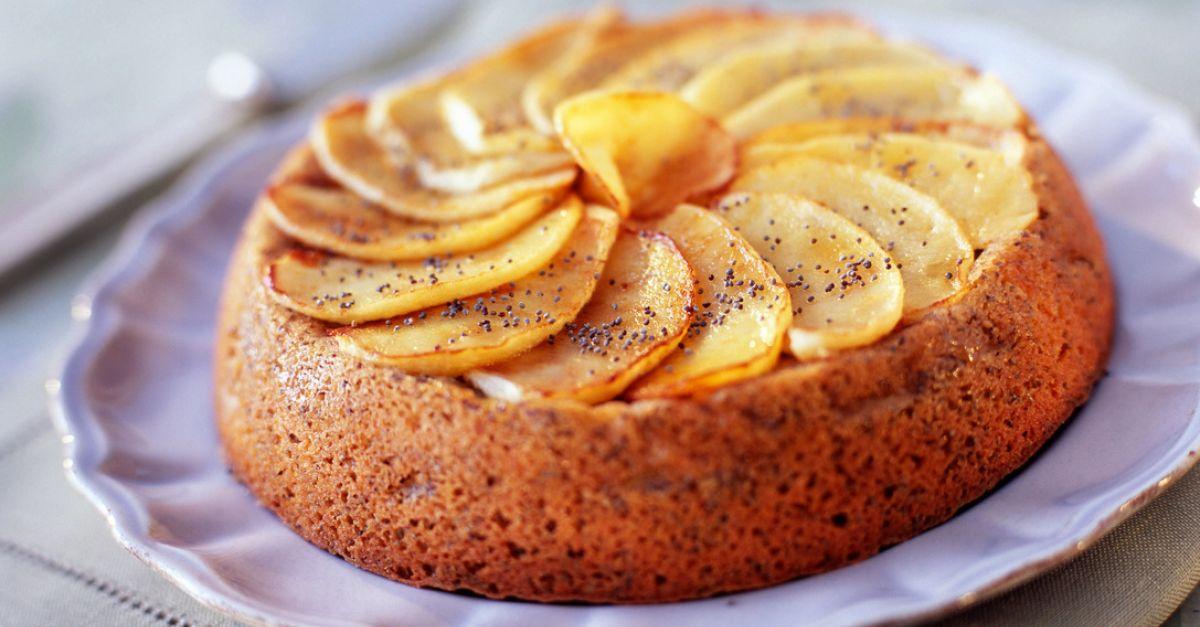Apfel Mohnkuchen Rezept Eat Smarter