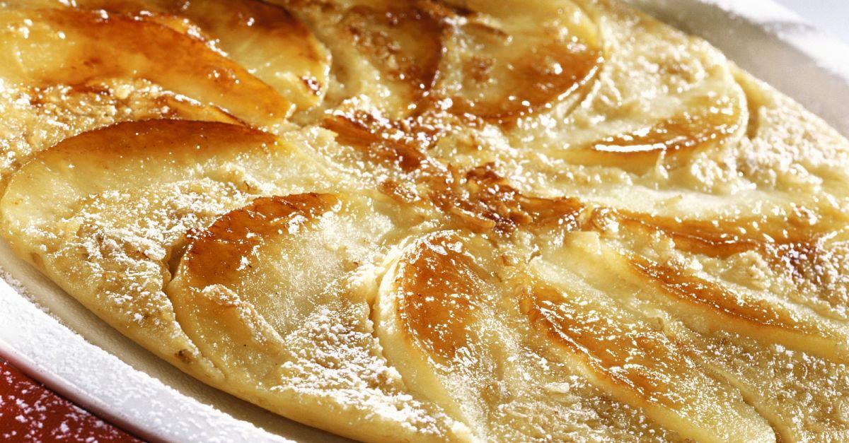 Pfannkuchen ohne Mehl / Diabetes