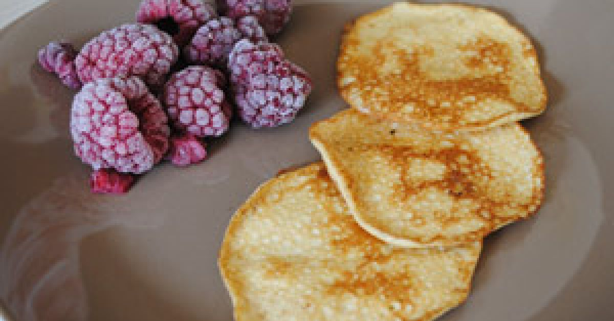 low carb pancakes selber machen eat smarter. Black Bedroom Furniture Sets. Home Design Ideas