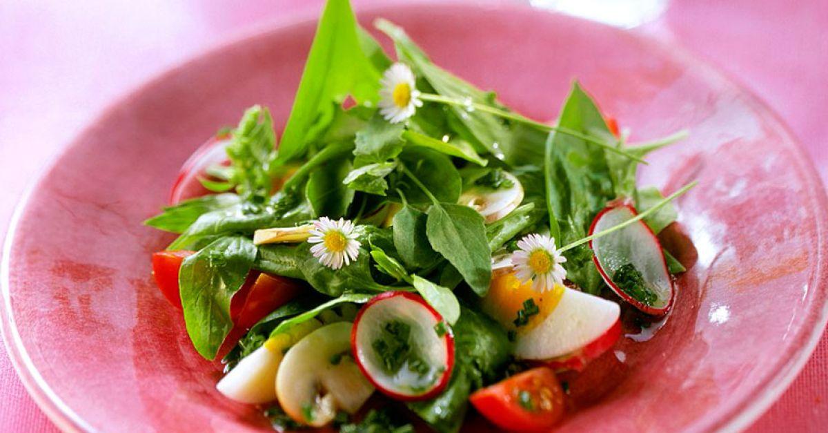 Bärlauch-Salat-Rezepte   EAT SMARTER