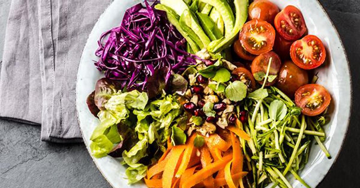 Wochenplan für alkalische Ernährung