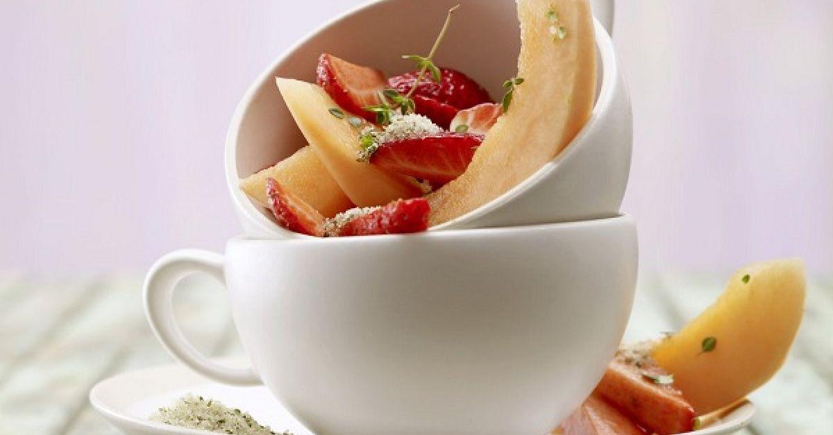 Charentais melone rezepte eat smarter for Melone charentais