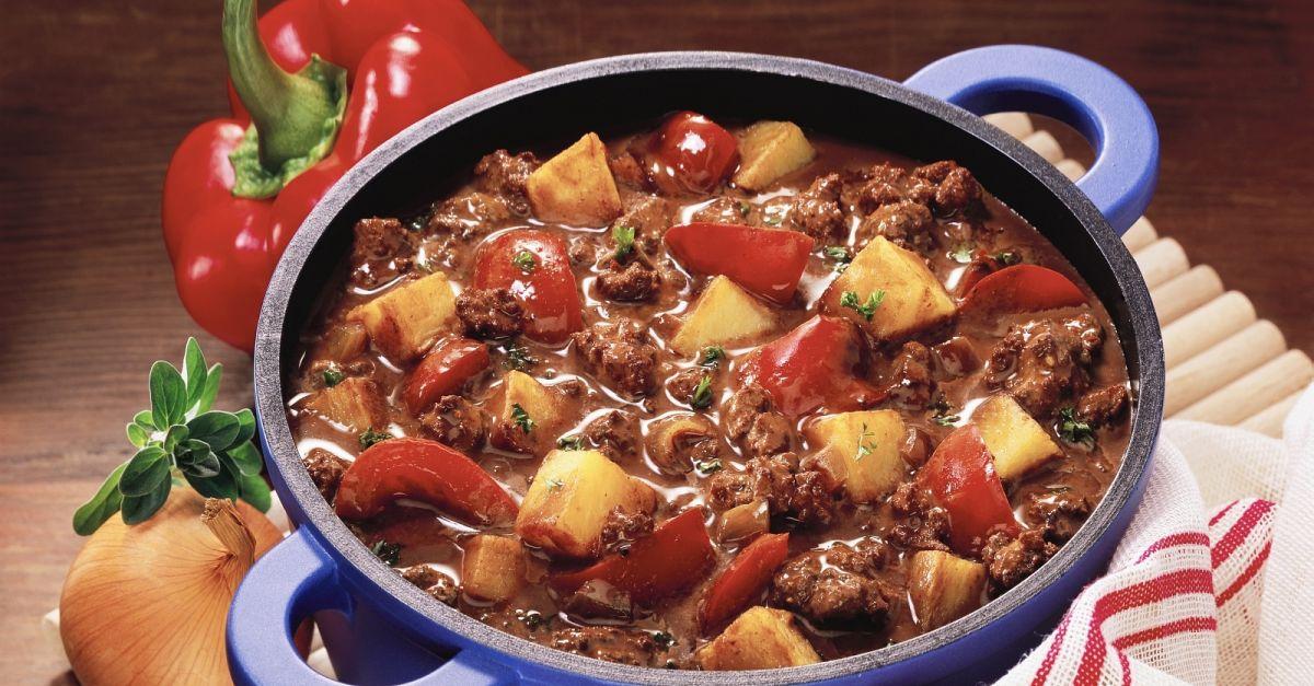 Chili Con Carne Mit Kartoffeln Rezept Eat Smarter