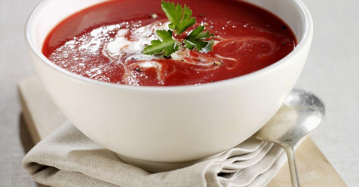 cremige rote bete suppe rezept eat smarter. Black Bedroom Furniture Sets. Home Design Ideas