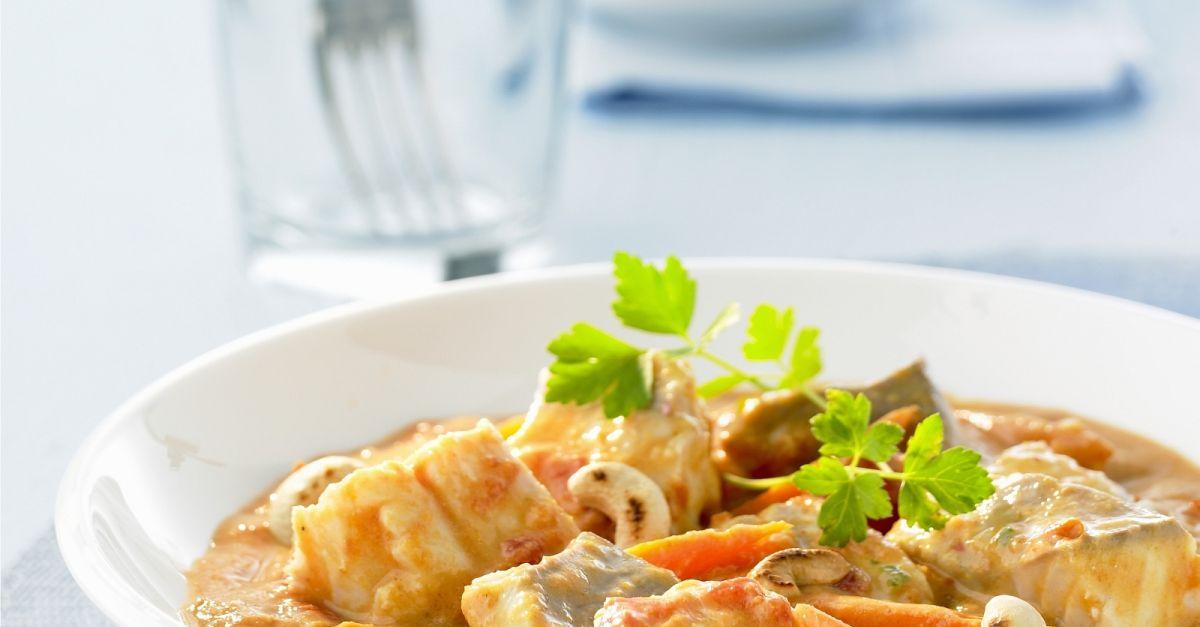 curry mit fisch und gem se rezept eat smarter. Black Bedroom Furniture Sets. Home Design Ideas
