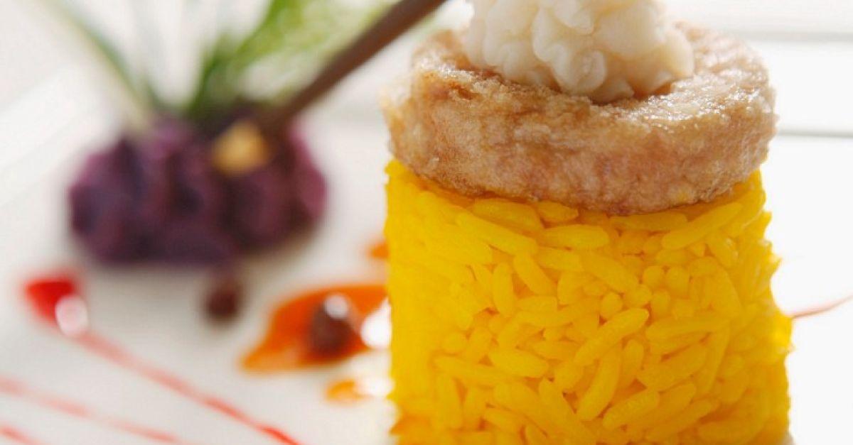 curry reis mit garnelen rezept eat smarter. Black Bedroom Furniture Sets. Home Design Ideas