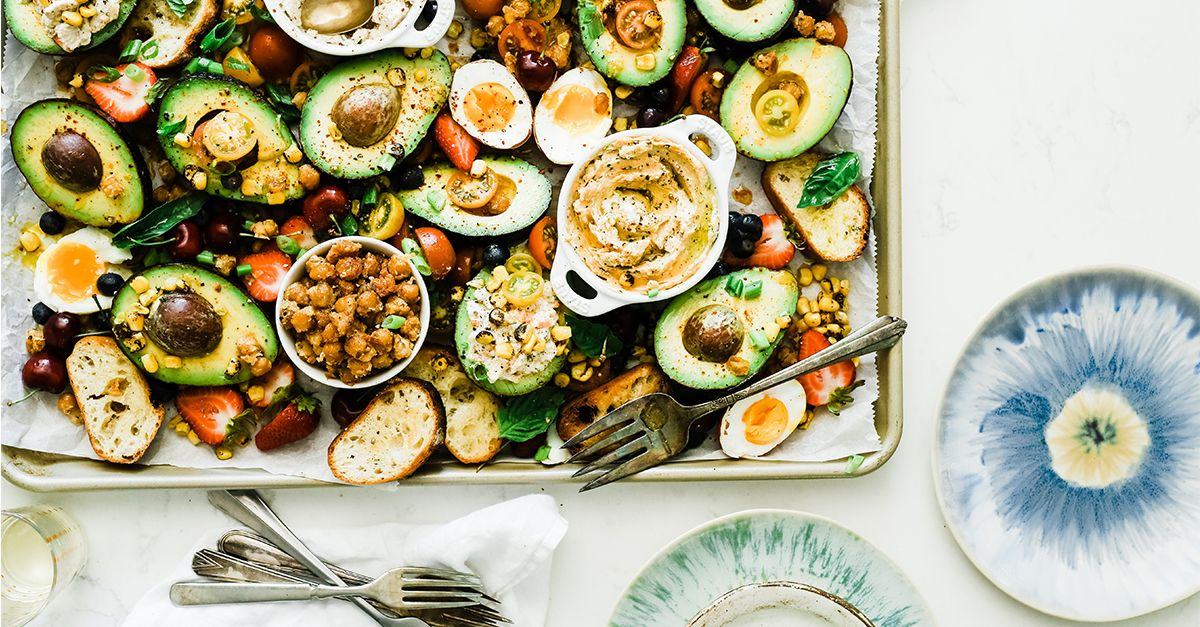 Dissoziierte Ernährung, wie man Lebensmittel kombiniert, um Gewicht zu verlieren
