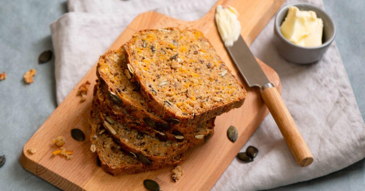 Brot zur Gewichtsreduktion