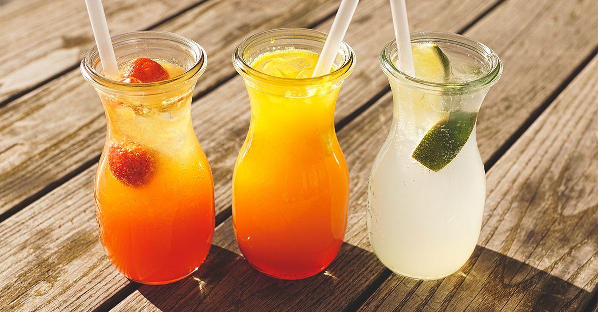 Erfrischungsgetränke: Durstlöscher oder Dickmacher? | EAT SMARTER