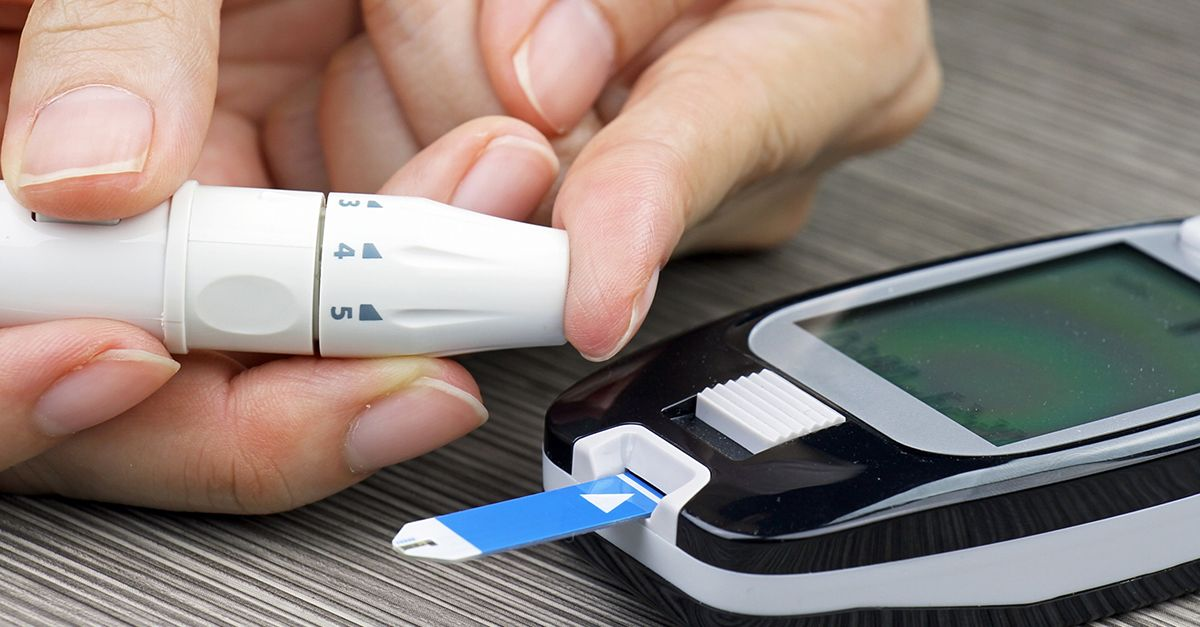 Art der Ernährung für Diabetiker