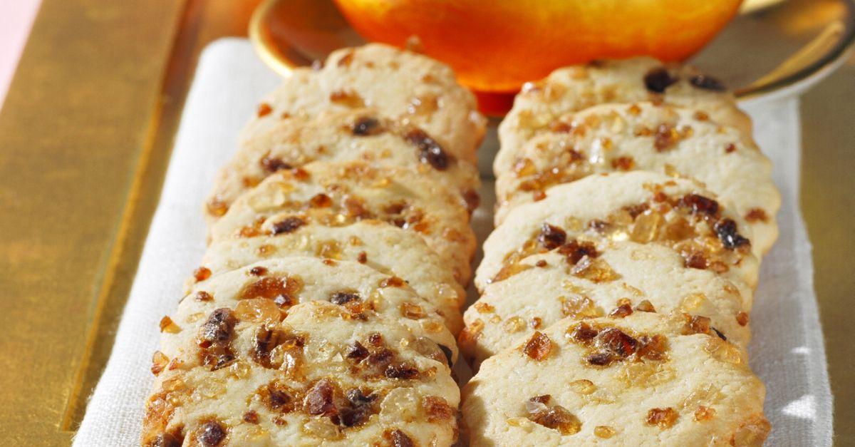 Friesische Kandis-Kekse Rezept | EAT SMARTER