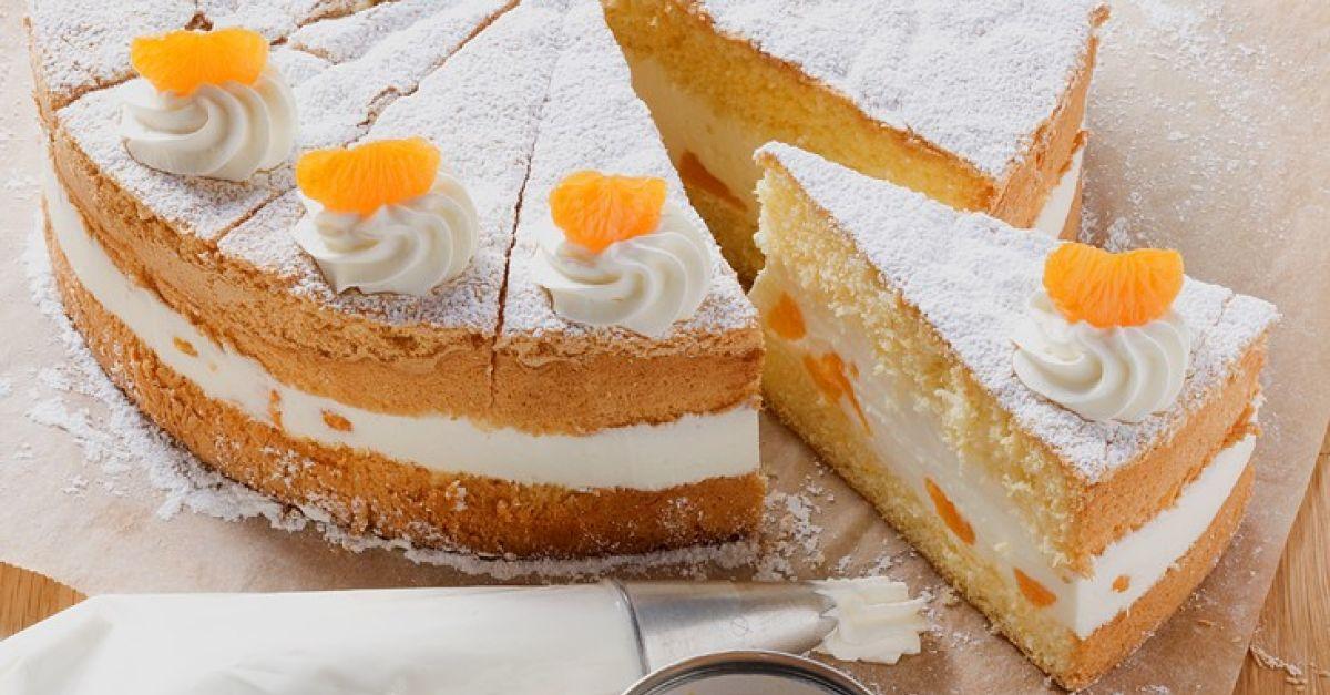 Fruchtiger Kase Sahne Kuchen Rezept Eat Smarter