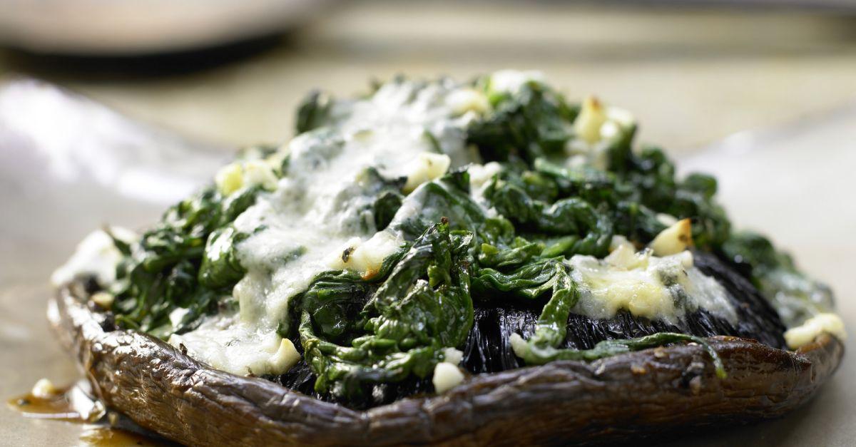 gefuellte portobello pilze rezept eat smarter