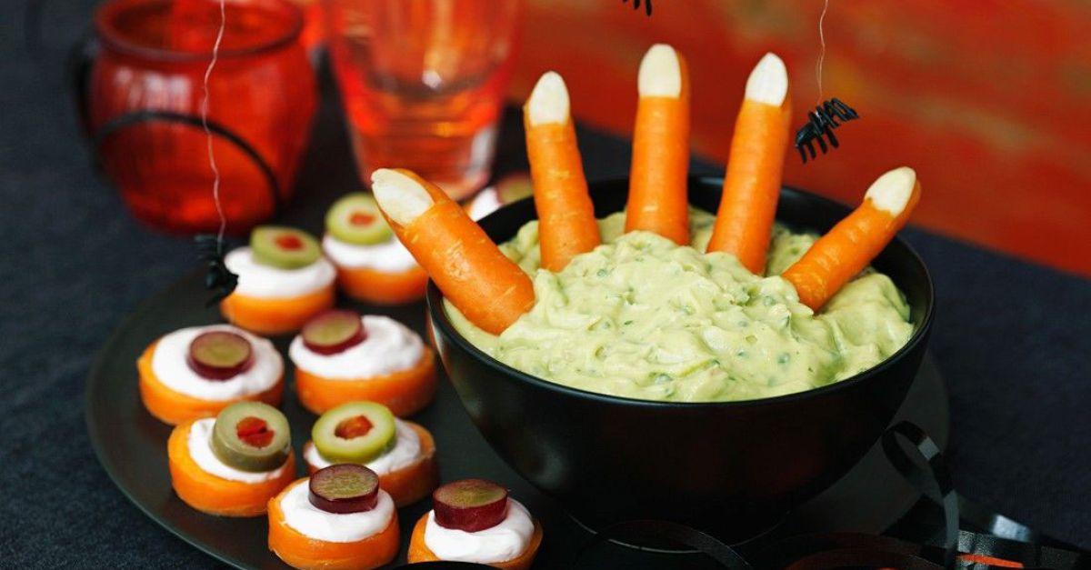 gesunde halloween snacks eat smarter. Black Bedroom Furniture Sets. Home Design Ideas