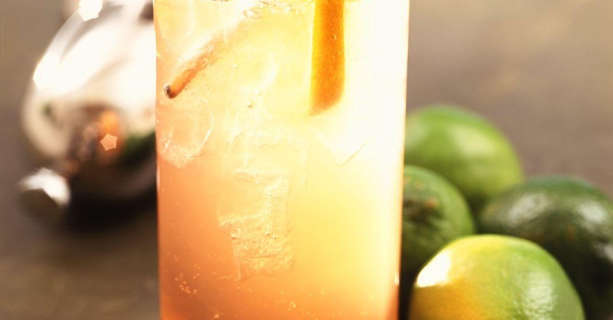 gin orangen drink rezept eat smarter. Black Bedroom Furniture Sets. Home Design Ideas