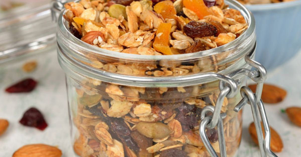 Beliebt Bevorzugt Granola selber machen | EAT SMARTER &GS_51