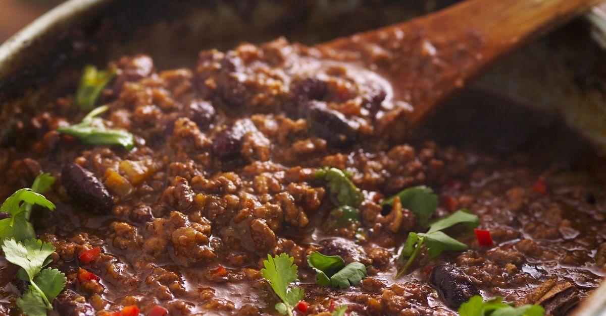 hackfleisch eintopf auf mexikanische art chili con carne rezept eat smarter. Black Bedroom Furniture Sets. Home Design Ideas