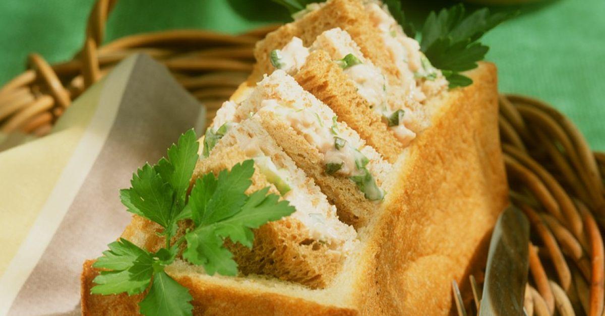h hnchen sandwich rezept eat smarter. Black Bedroom Furniture Sets. Home Design Ideas