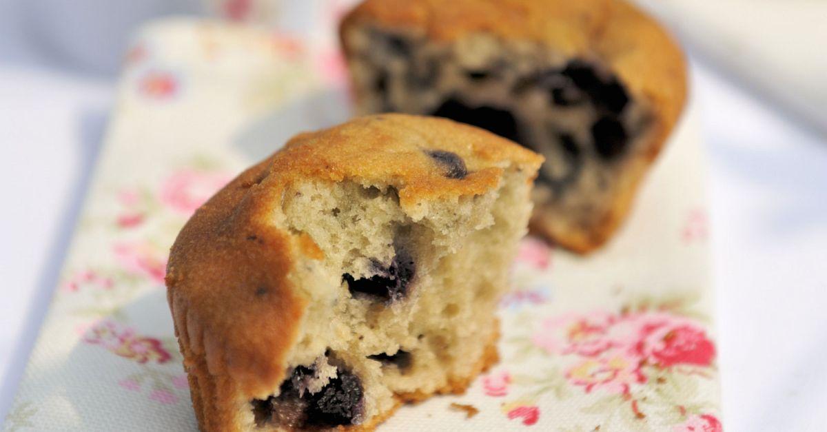heidelbeer muffin rezept eat smarter. Black Bedroom Furniture Sets. Home Design Ideas