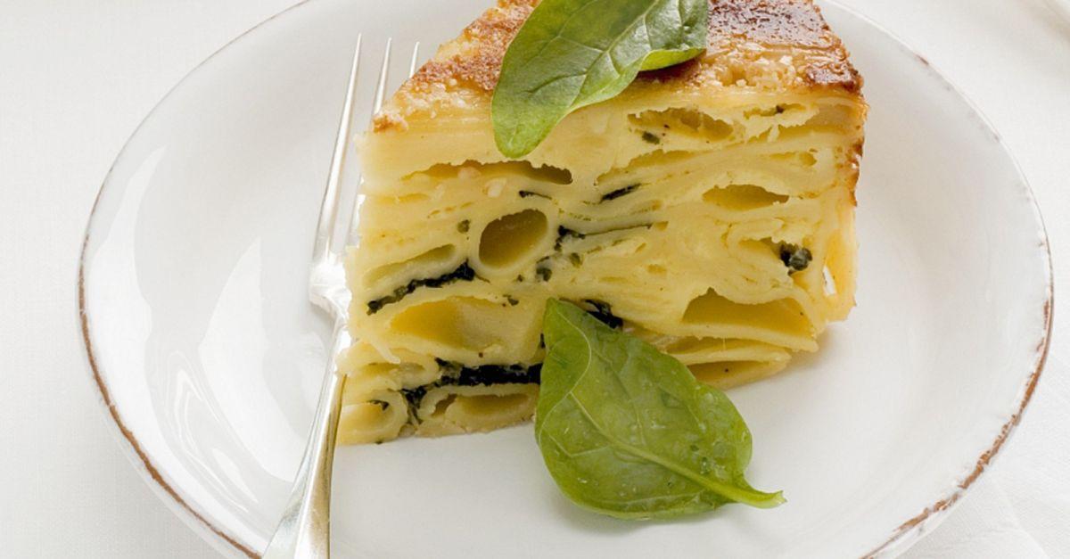 Herzhafter Pastakuchen Rezept Eat Smarter