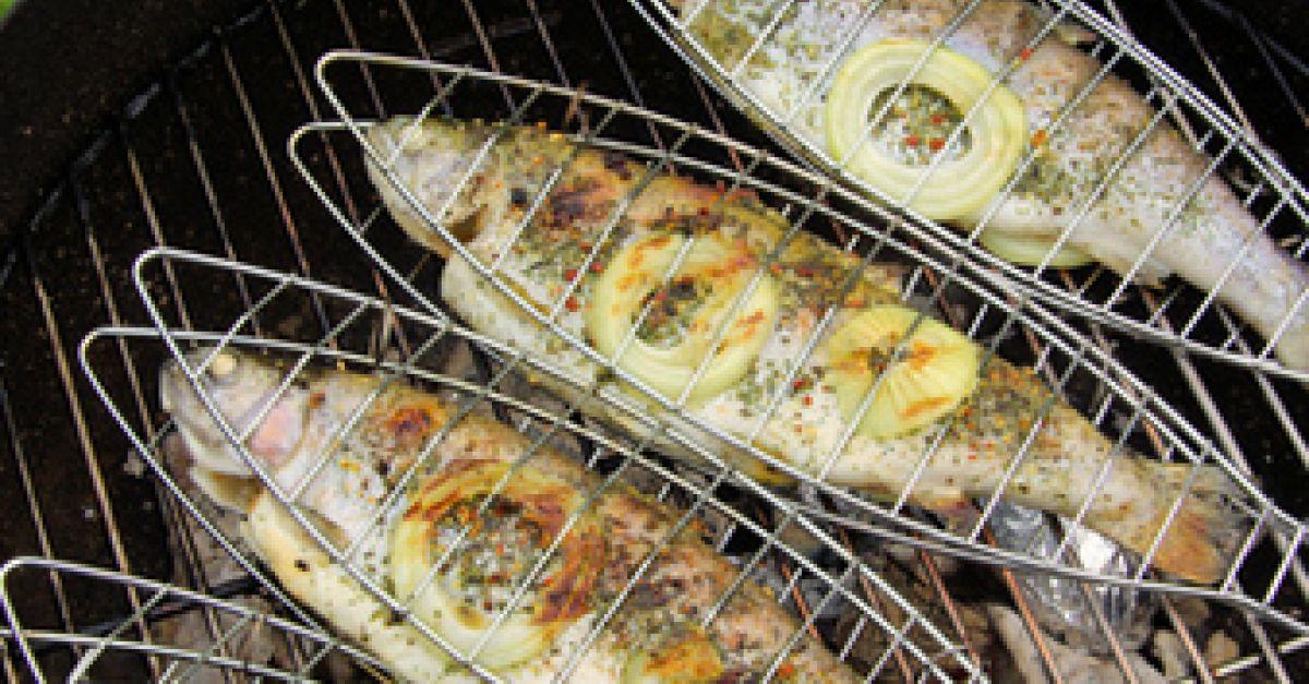 kalorienarm grillen fisch und seafood eat smarter. Black Bedroom Furniture Sets. Home Design Ideas