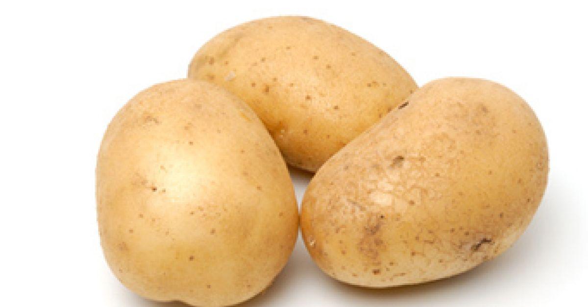 nur kartoffeln essen abnehmen
