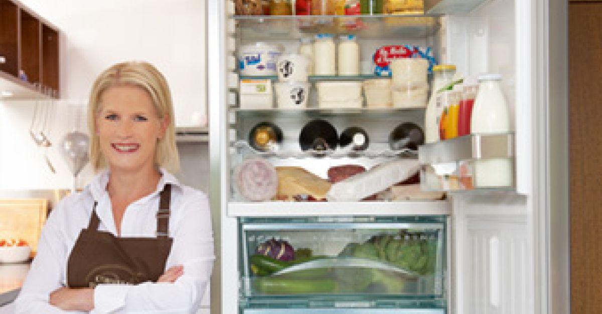 Bosch Kühlschrank Wird Heiß : Lagerung von lebensmitteln im kühlschrank eat smarter