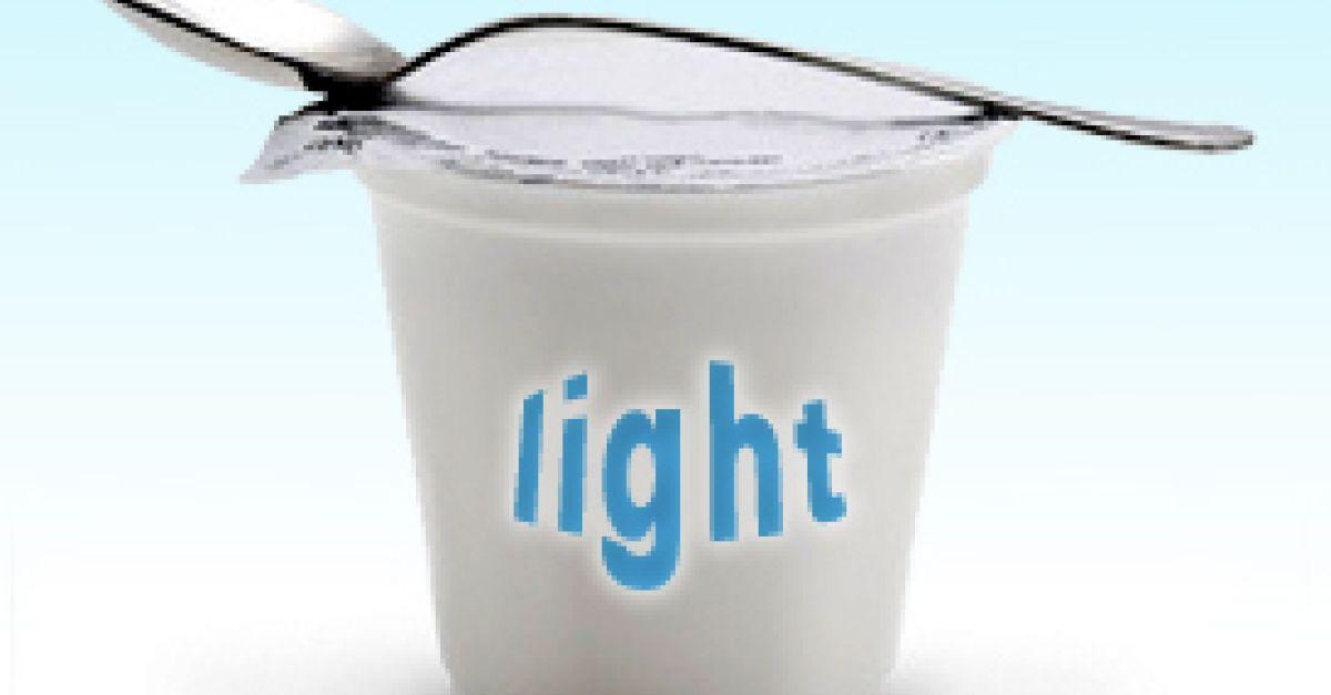 light produkte machen fett