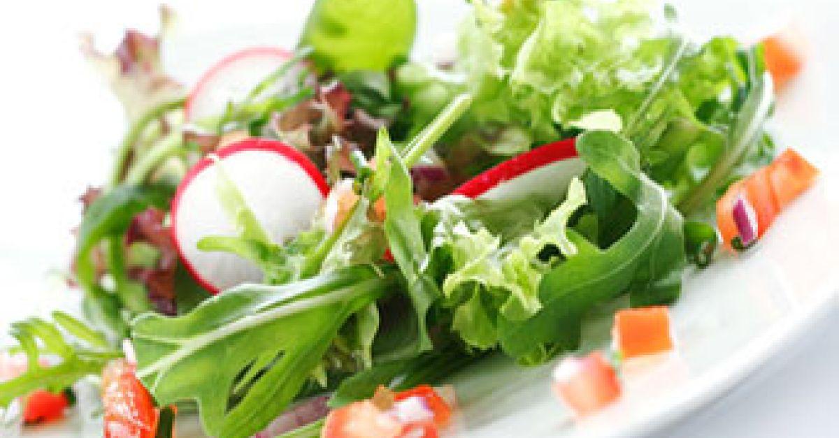 Salat dressing ungesund