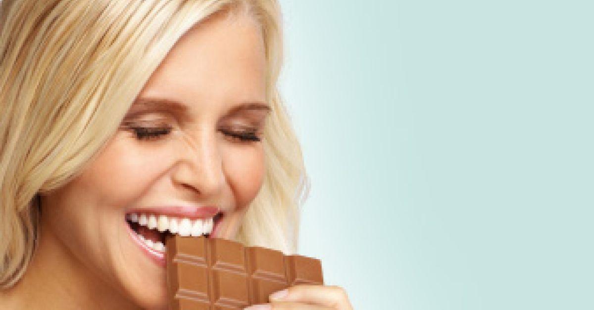 macht dunkle schokolade fett