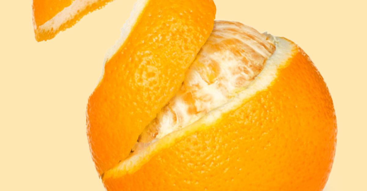 Saures Orangenblatt zur Gewichtsreduktion