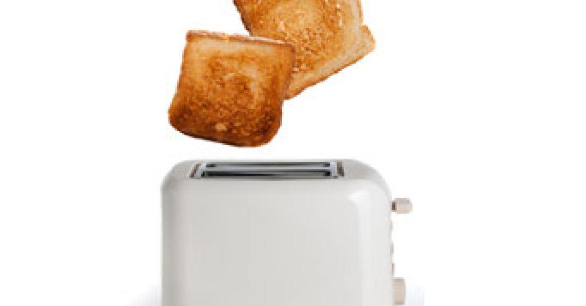 kann man mit toastbrot abnehmen