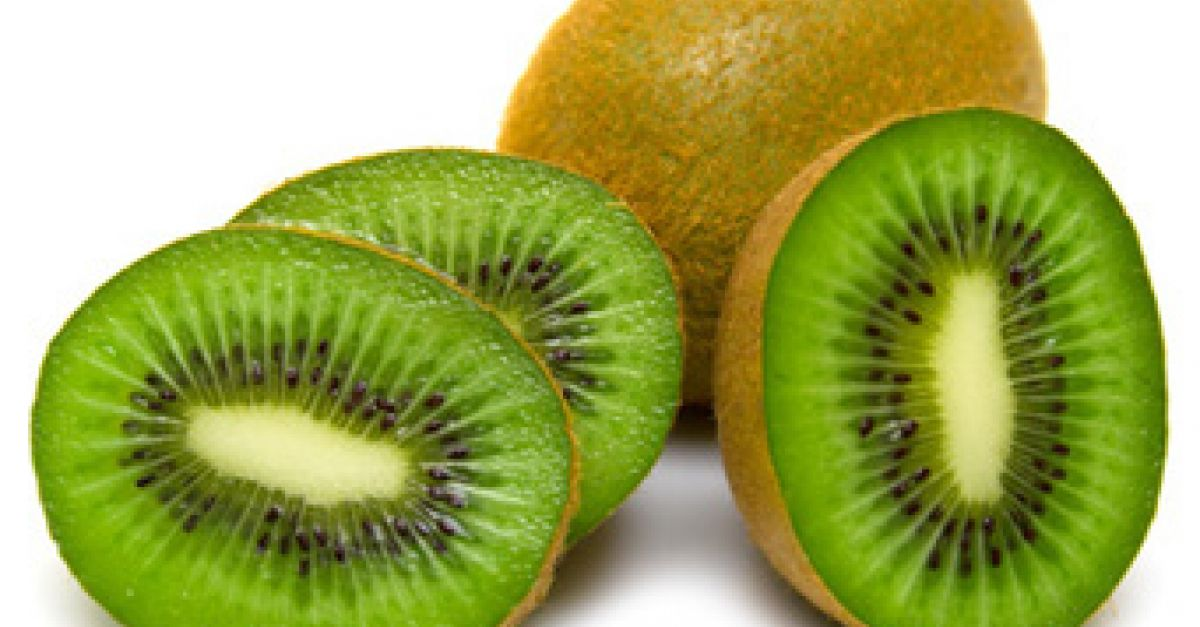 Diät nur von Kiwis