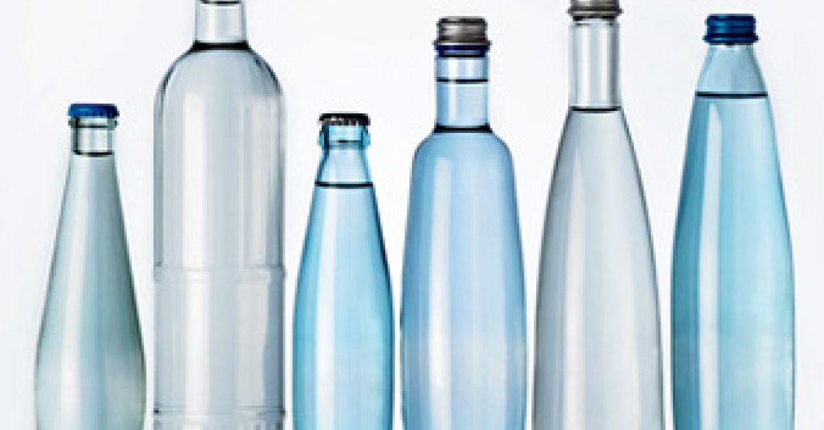 Diät mit kohlensäurehaltigem Wasser