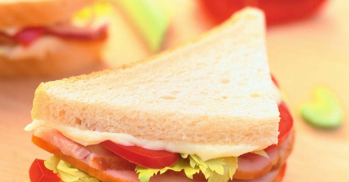 kasseler sandwich rezept eat smarter. Black Bedroom Furniture Sets. Home Design Ideas