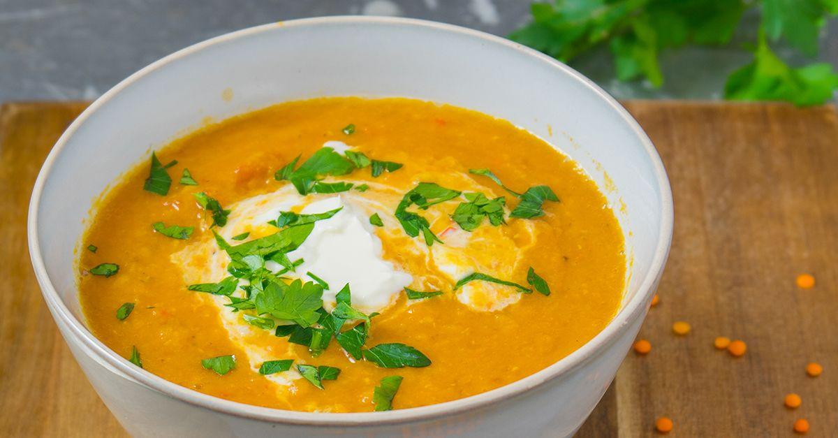 Suppen oder Cremes zur Gewichtsreduktion