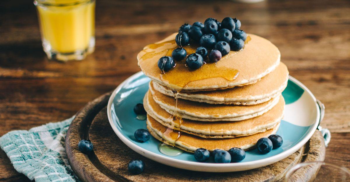 Low Carb Pancakes Selber Machen Eat Smarter