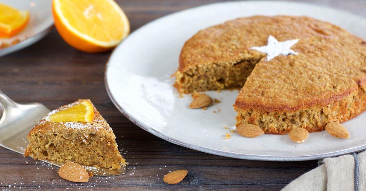 Mandelkuchen Ernahrung Rezepte Und Mehr Eat Smarter
