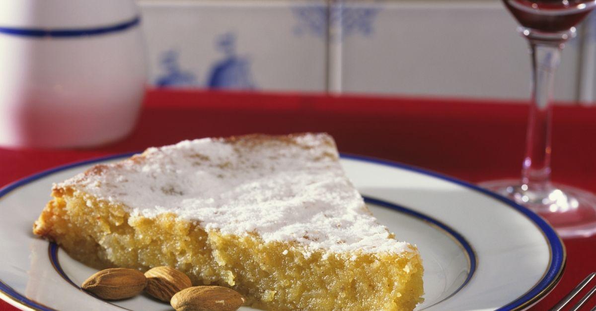 Mandelkuchen Auf Portugiesische Art Rezept Eat Smarter