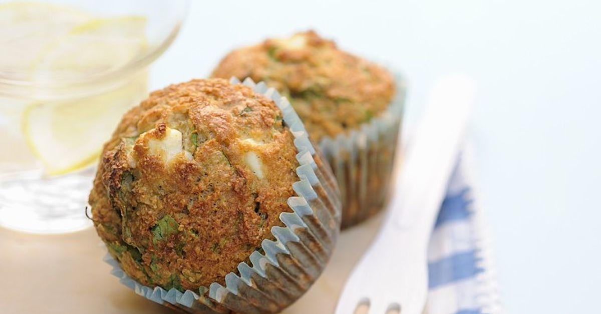 mangold muffins rezept eat smarter. Black Bedroom Furniture Sets. Home Design Ideas