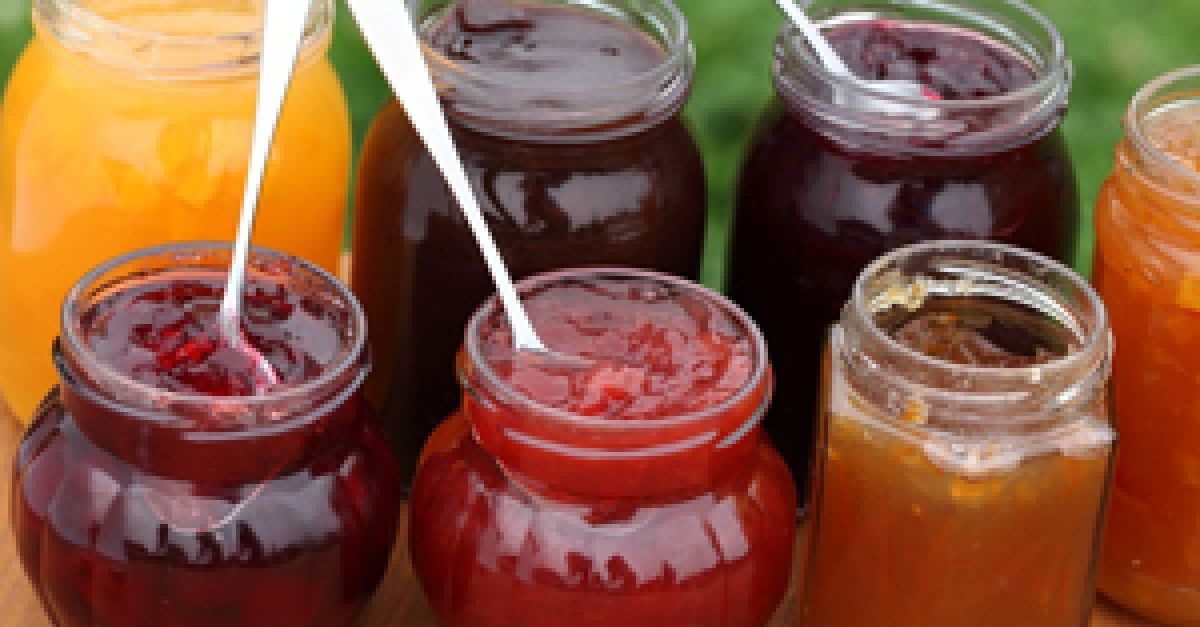 7 geniale marmeladen zum verschenken oder selbstvernaschen eat smarter. Black Bedroom Furniture Sets. Home Design Ideas