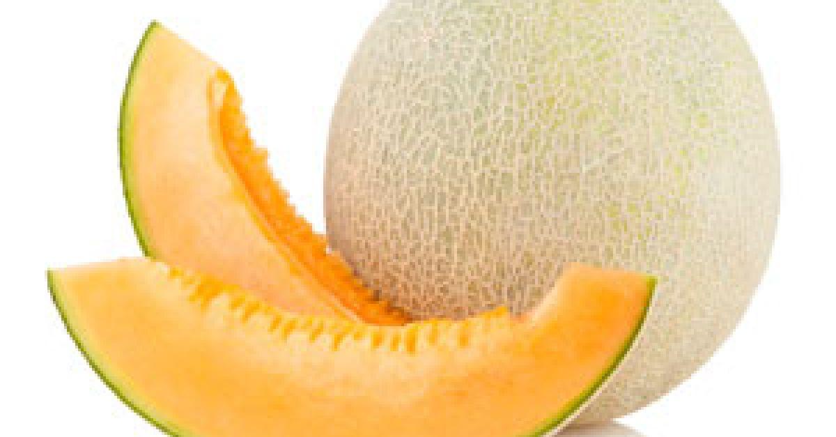 perfekt runde melonen