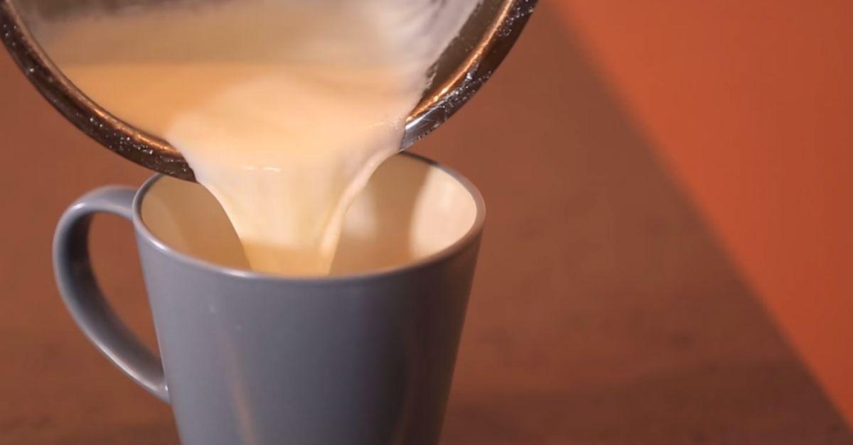 Milch überkochen