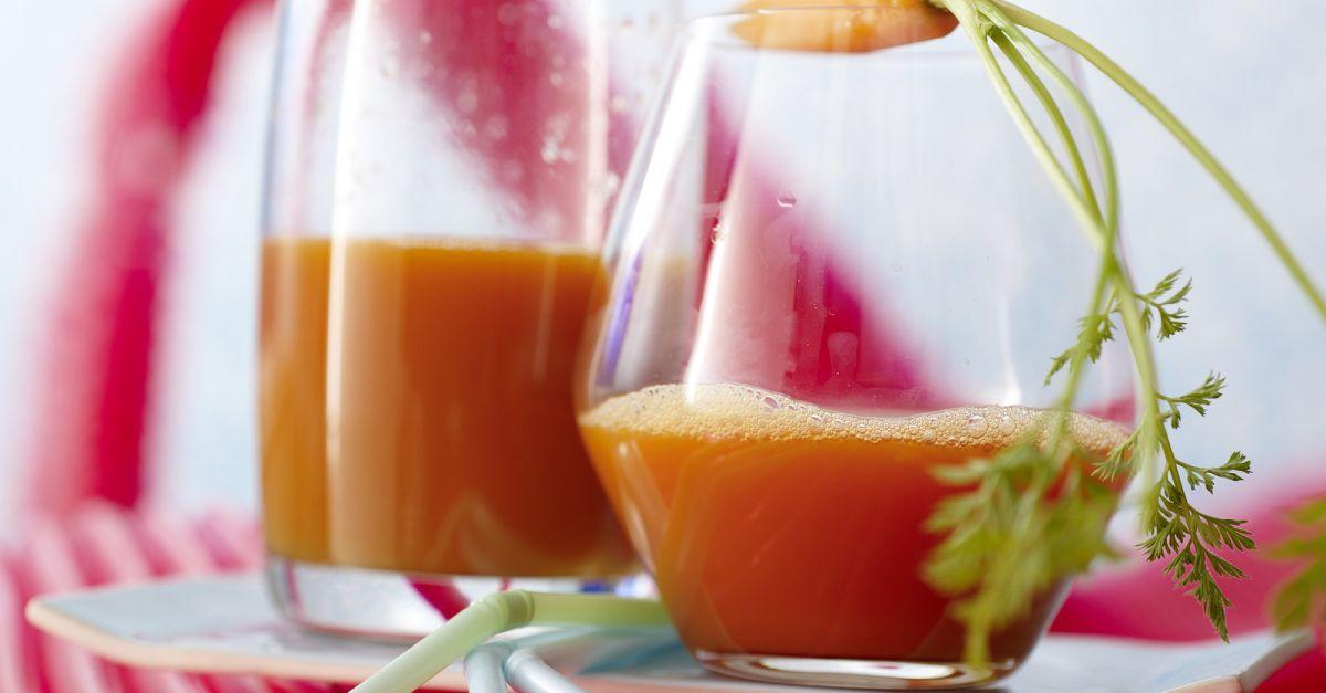 Möhren-Drink