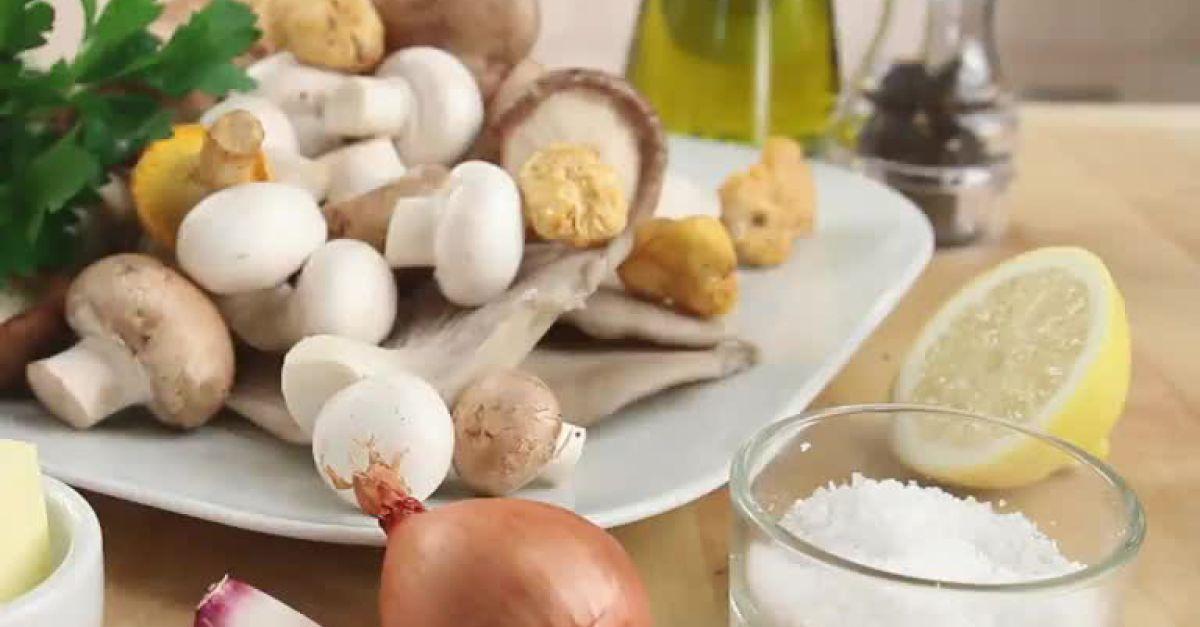 Pilze Einfach Braten Eat Smarter