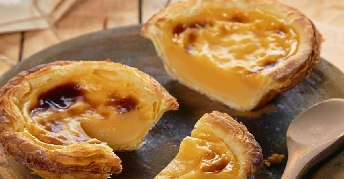Portugiesische Puddingtortchen Pastel De Nata Rezept Eat Smarter