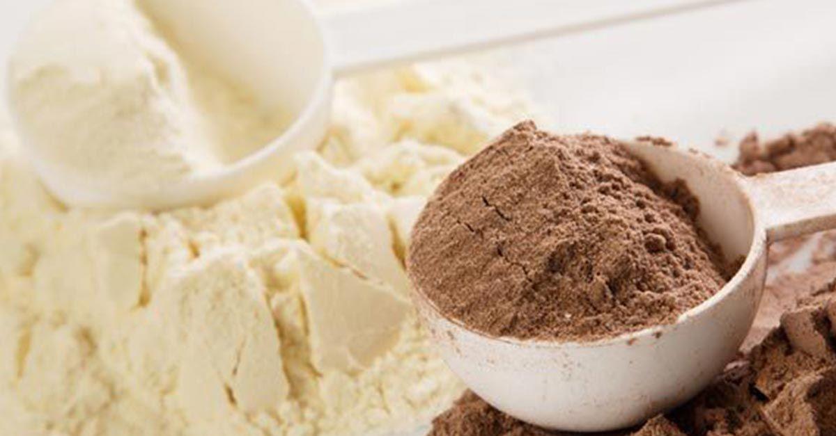 Das beste Protein, um Fett zu verbrennen und Muskeln aufzubauen